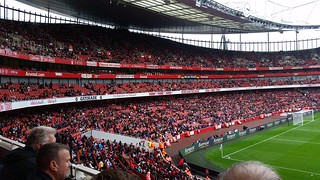 Olympique Lyonnais v Villarreal,  Emirates Stadium, Emirates Cup 2015, Sunday 26th July 2015 | by CDay86