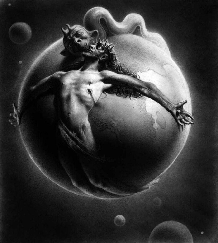 Stefan Zechowski - Temptation, 1938
