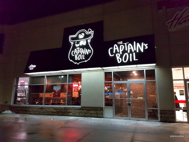 The Captain's Boil Newmarket