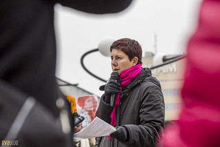 manif des femmes women's march montreal 37 | by Eva Blue