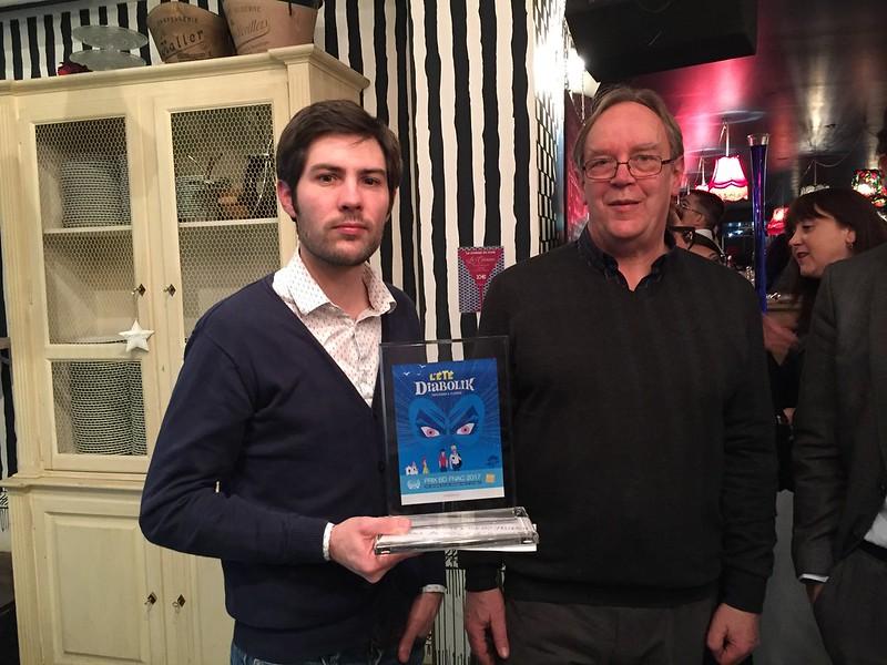 Prix BD Fnac 2017