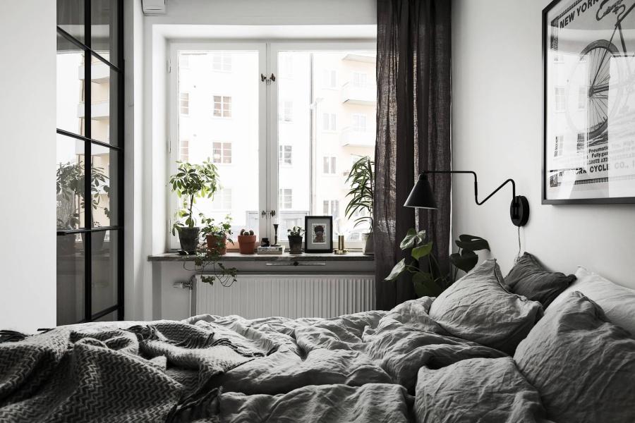 Stylish Modern Scandinavian Home Blogger Inspiration