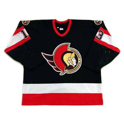 Ottawa Senators 1998-99 F jersey