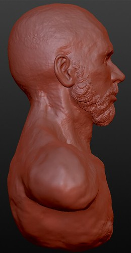 3D Brandon Bryant - 02