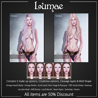 Lumae - We Love RP June - Padma