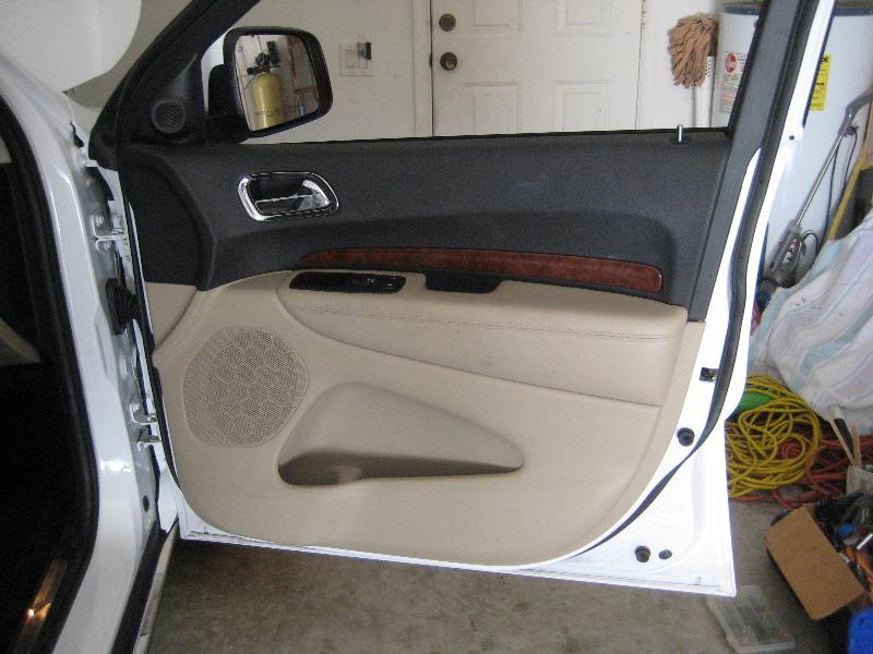 2014 Dodge Durango Suv Plastic Interior Door Panel Tak Flickr