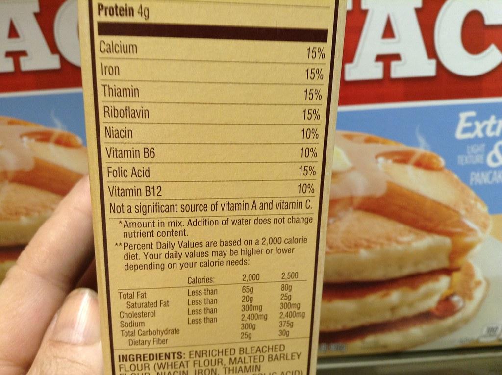 Image Gallery Hungry Jack Pancake Mix