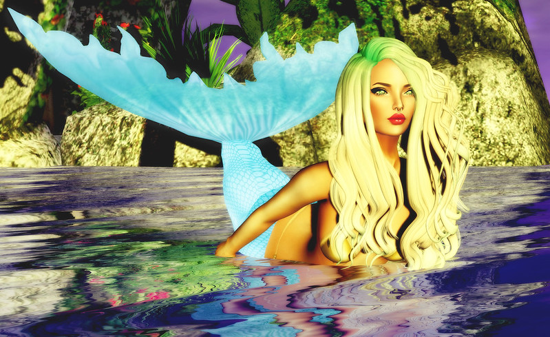Fair Mermaiden