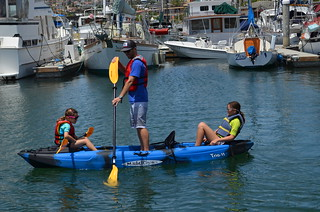 3 Person Kayak Trio-11 Paddling | by malibukayaksinc