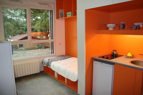 R sidence universitaire crous francis jammes pau chamb for Appartement universitaire bordeaux