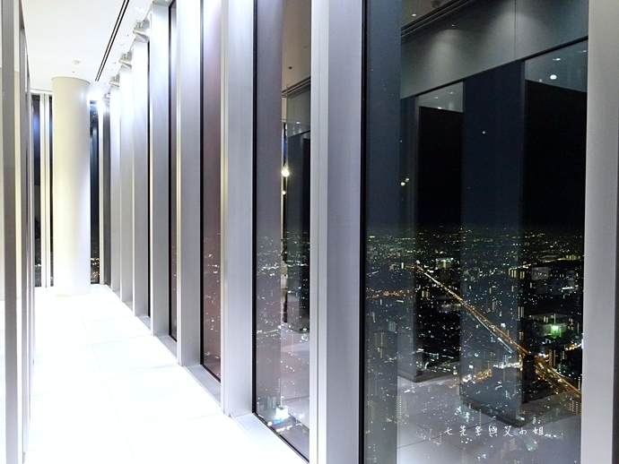57 日本大阪 阿倍野展望台 HARUKAS 300 日本第一高摩天大樓 360度無死角視野 日夜皆美