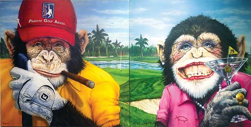 Golf Monkeys | by lancerodgers1
