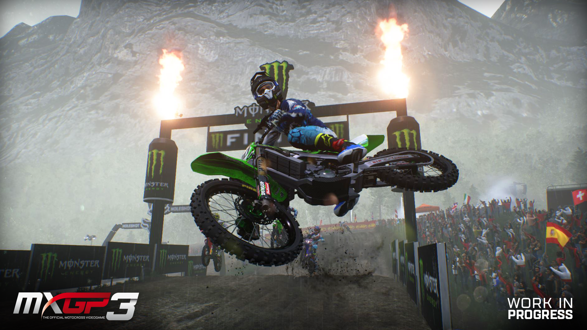 mxgp3 the official motocross videogame is coming to ps4. Black Bedroom Furniture Sets. Home Design Ideas