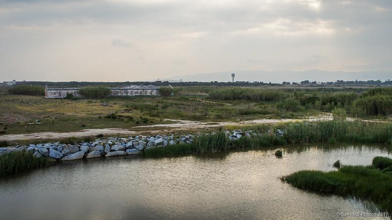 El Canal de la Bunyola y el cuartel de los Carabineros