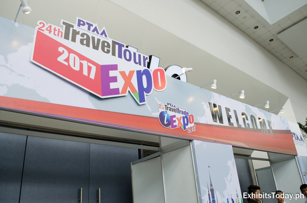 The Exclusive 24th PTAA Travel Tour Expo 2017