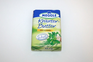 07 - Zutat Kräuterbutter / Ingredient herb butter