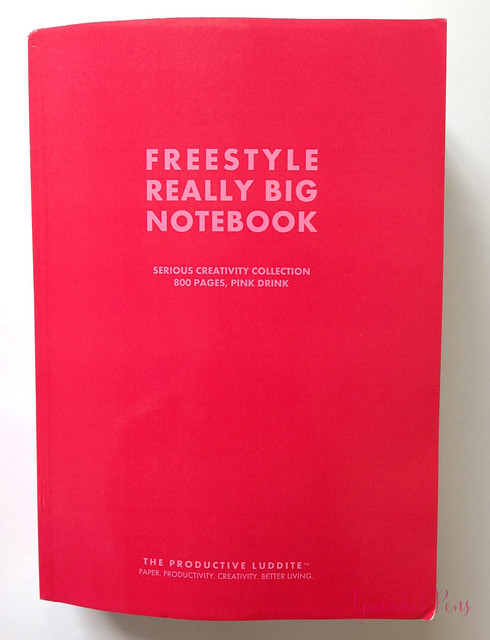 Review Productive Luddite's Freestyle Really Big Notebook (1)