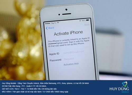 Hỏi về dịch vụ chuyên unlock iCloud iPhone, iPad uy tín chất lượng ở tại TP.HCM