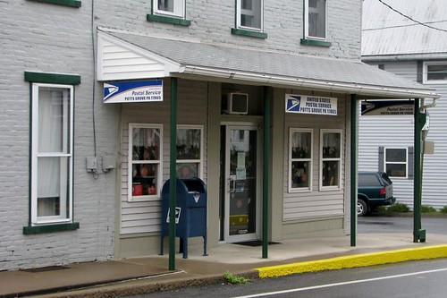 Potts Grove, PA post office | by PMCC Post Office Photos