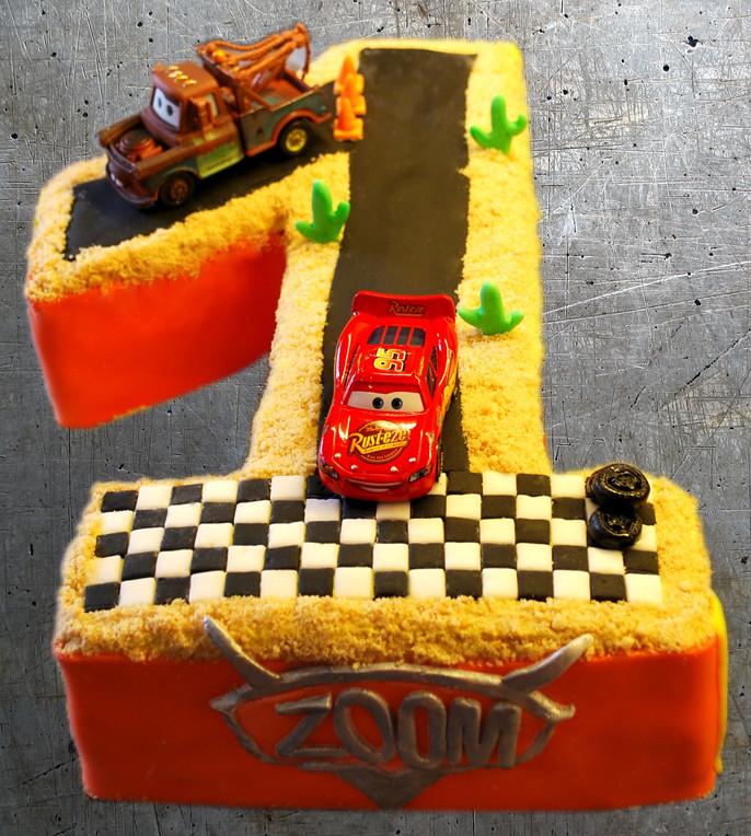 Cars Birthday Cake Walmart