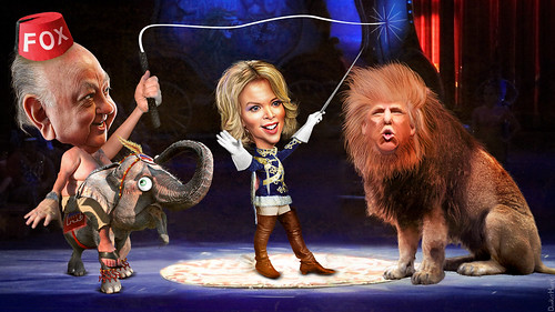 Fox News - The Greatest Show On Earth | by DonkeyHotey
