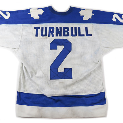 Toronto Maple Leafs 1976-77 B jersey