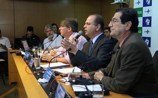 Reunião Ordinária do Conselho Nacional de Saúde (CNS). Brasília, 16/02/2017. Foto: Rodrigo Nunes/MS
