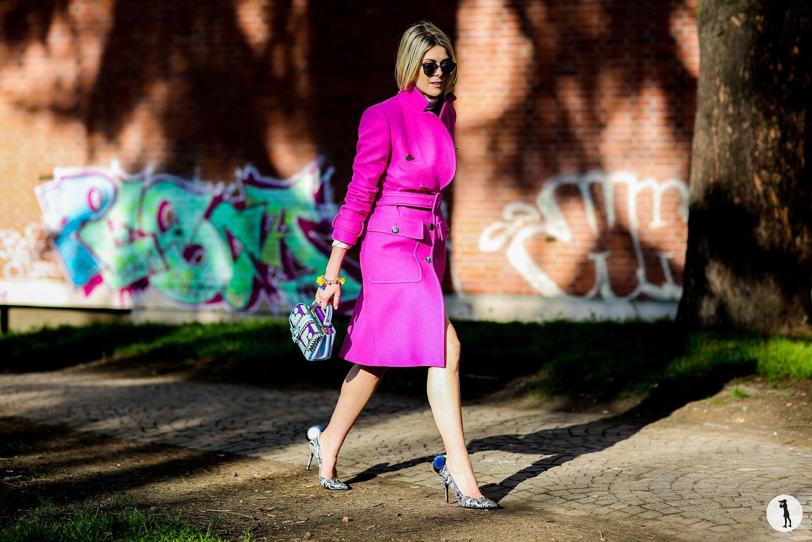 Sofie Valkiers - Milan Fashion Week RDT FW15-16 (2)