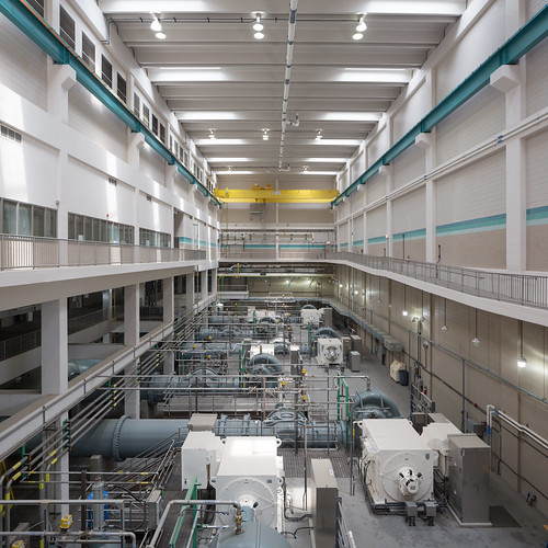Calumet Water Reclamation Plant
