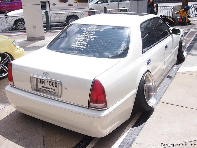 VIP Car Show, Thailand