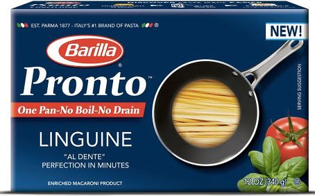 Barilla Pronto Pasta Coupon