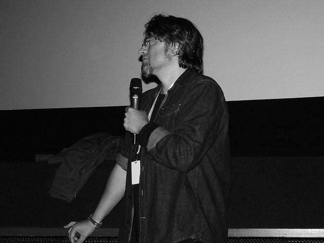 Edinburgh International Film Festival 2015 - Károly Ujj Mészáros 02