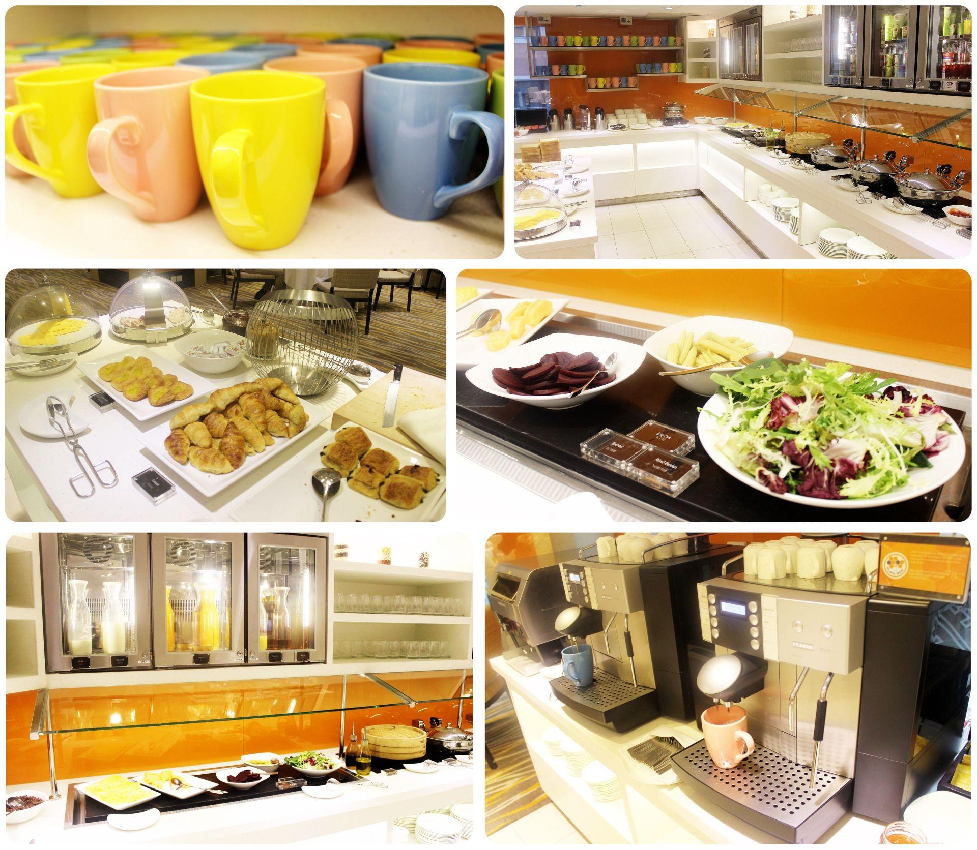Breakfast Ozo Wesley Hong Kong