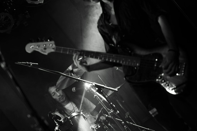 阿久津透 the Guitar Scream live at 獅子王, Tokyo, 18 Jul 2015. 203