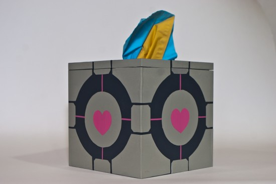Gaming & retro tissue boxes by kanojo - Portal