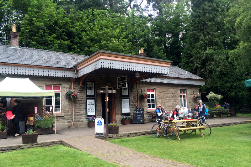 Tintern Old Station Review