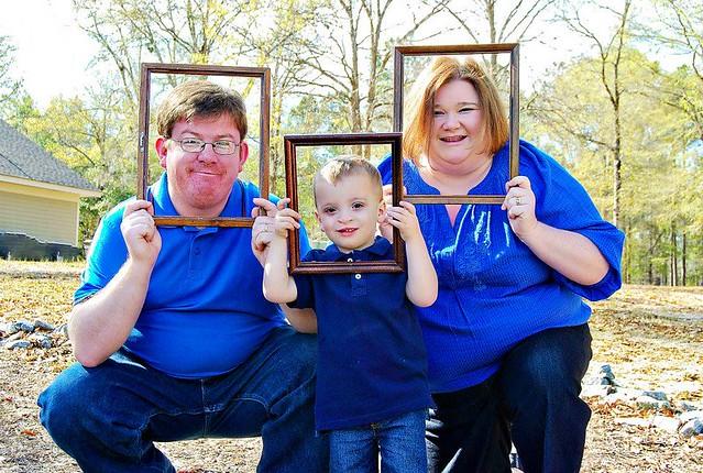 Family in Frames