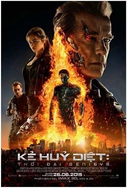 Kẻ Hủy Diệt: Thời Đại Genisys - Terminator Genisys 2015