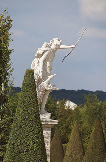 109 Kasteel van Versailles tuinen
