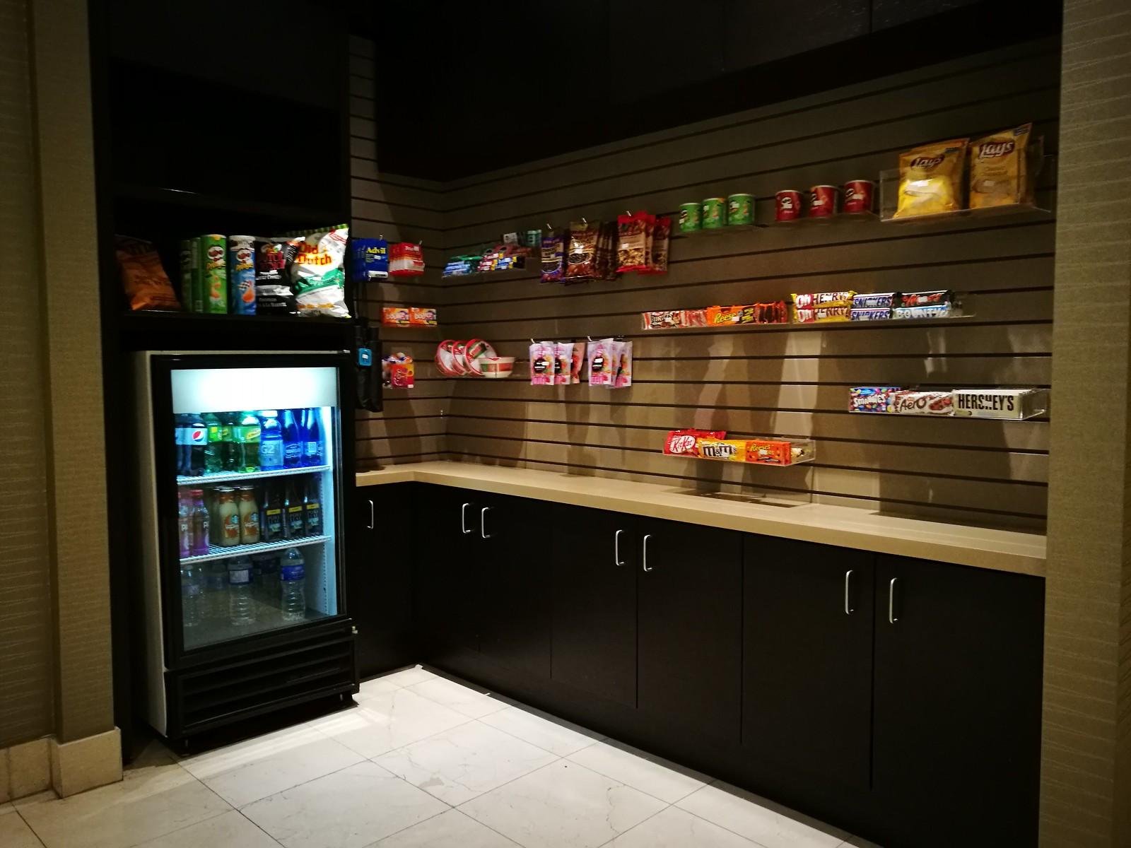 Lobby minimart