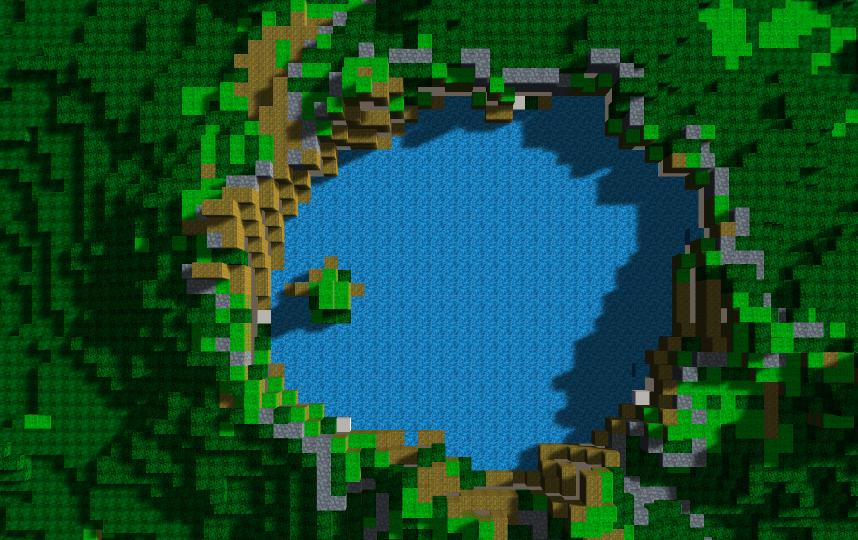 Minecraft Unity Voxel2