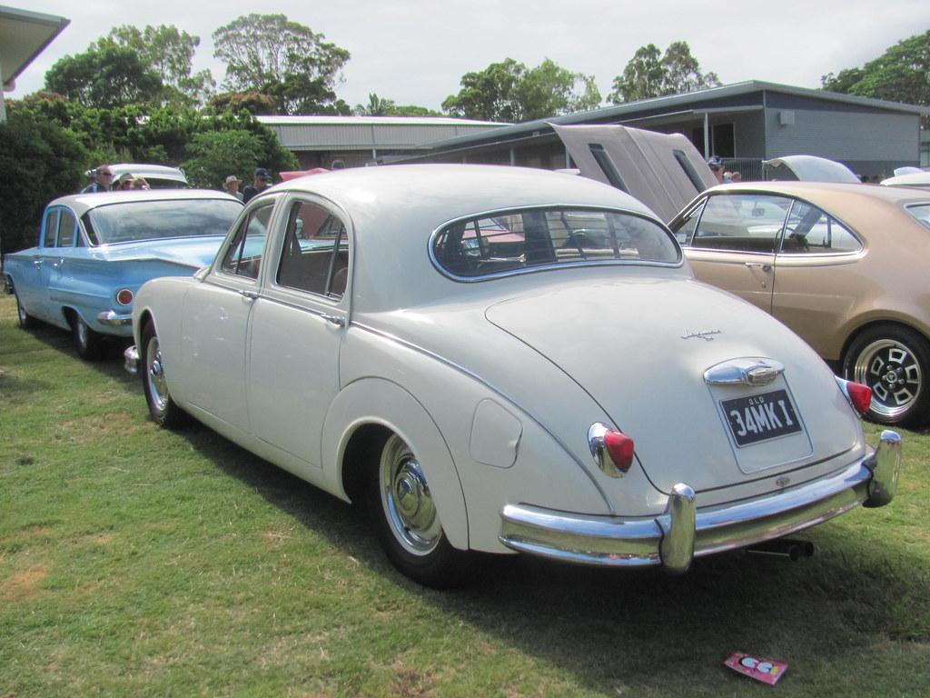 jaguar 3.4 litre mk1   classic cars australia   flickr