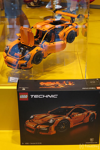 LEGO Store - Mongkok