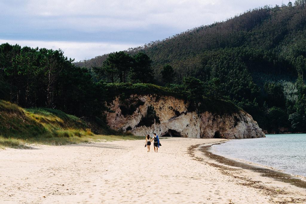 Resultado de imagen de playa arealonga lugo