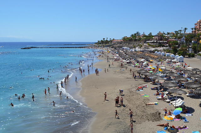 July, Costa Adeje, Tenerife