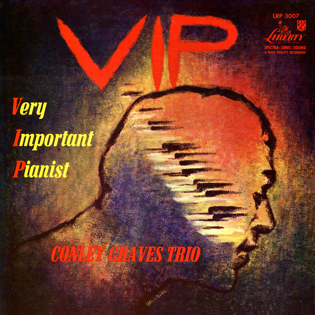 Conley Graves Trio - V.I.P. - Very Important Pianist