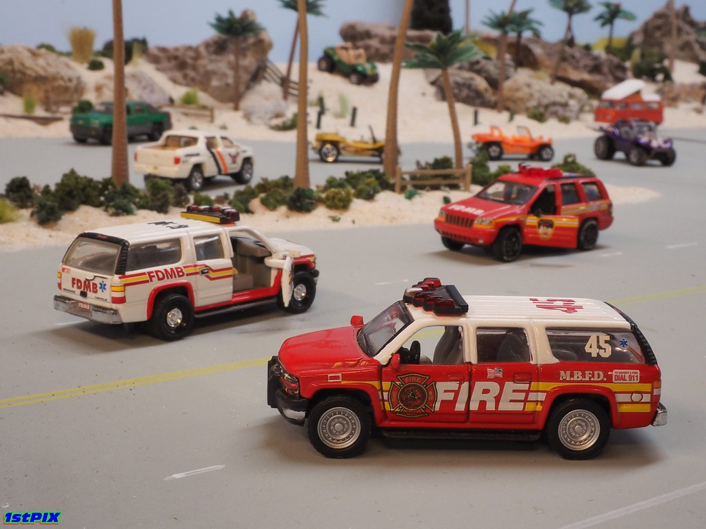 Matchbox Collectibles Emergency Service Collection 2000 Ch…   Flickr