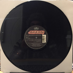 ILL FEATURING AL SKRATCH:WHERE MY HOMIEZ(COME AROUND MY WAY)(RECORD SIDE-B)