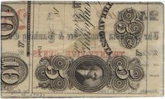 GA, Augusta-Augusta Insurance & Banking Co-$000.25 1863-01-01 R