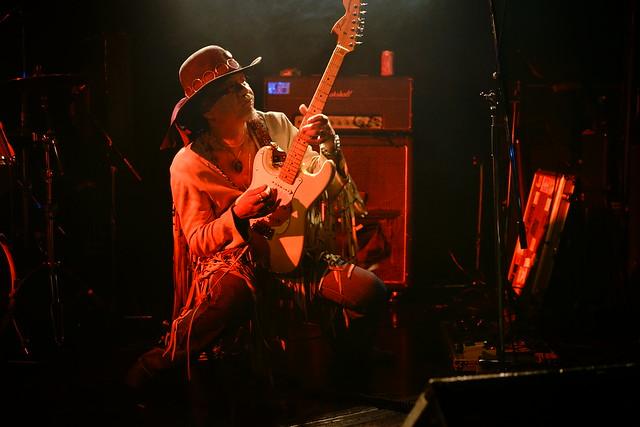 JIMISEN live at Adm, Tokyo, 09 Jun 2015. 509